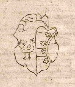 Landesordnung Wappen