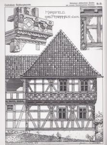 Pfarrhaus Marisfeld