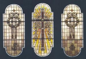 HBN Friedhofskapelle Fenster