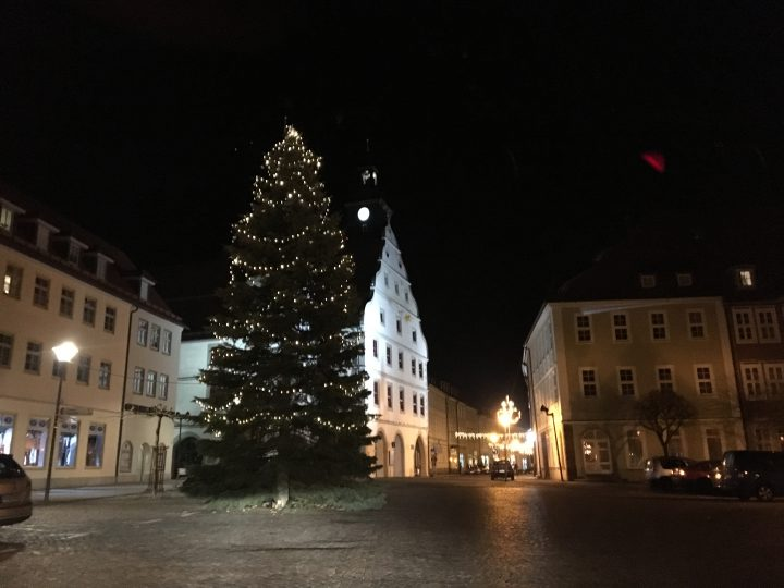 Advent in Hildburghausen