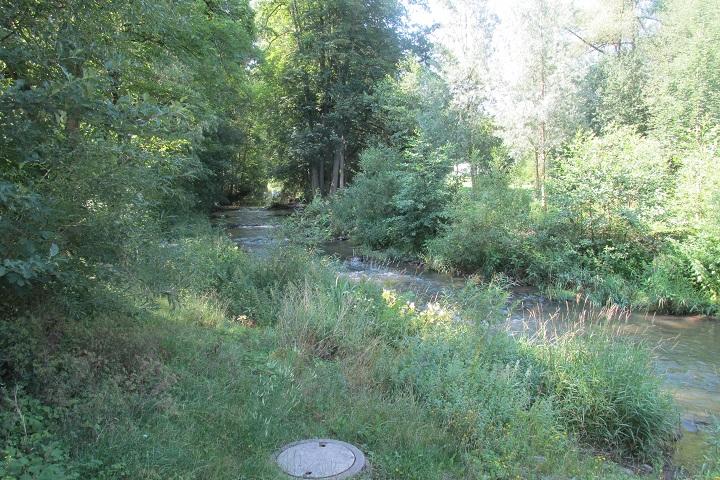 Spaziergang Werra und Kanal