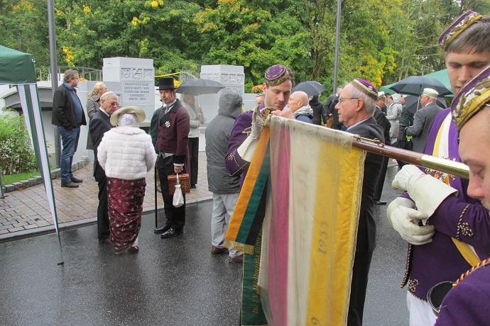 Einweihung der Gedächtnisbrücke - 3. Oktober 2017